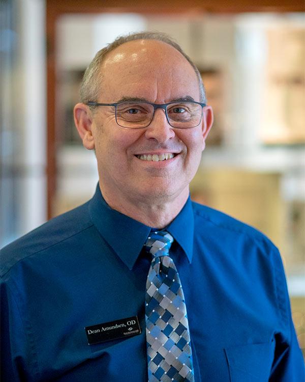 Dr. Dean Amundsen, O.D., Camarillo Optometrist